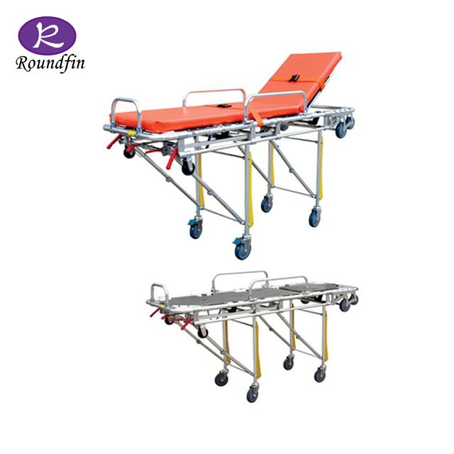 Church Corpses Trolley Cart Corpse Transfor Cart Aluminum Alloy Cart