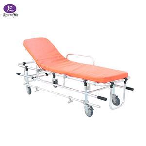 Hospital Emergency Stretcher Trolley