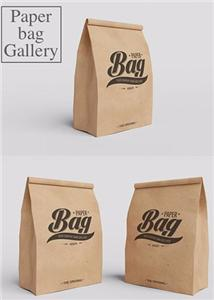 Counter Paper Bags