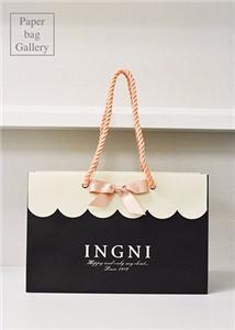 Ribbon Paper Bag