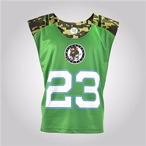 Wholesale Sublimation Penny Reversible /pinnies Lacrosse Pinnie