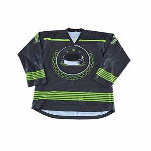 Custom Made Size Usa Fashion Ice Hockey Jersey