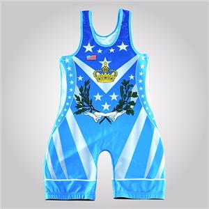 Sublimated Wrestling Singlets