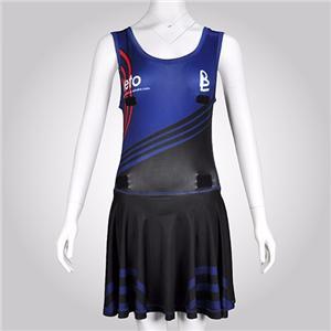 Custom Sublimation Netball Dress Manufacturers, Custom Sublimation Netball Dress Factory, Supply Custom Sublimation Netball Dress