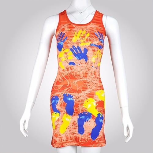 Sublimation Printting Netball Dress Manufacturers, Sublimation Printting Netball Dress Factory, Supply Sublimation Printting Netball Dress