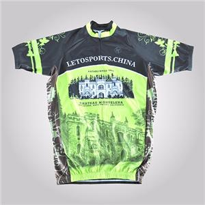 Team Used Professional China Imported Cycling Jersey