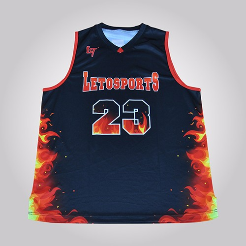 Custom Canada Wear Logo Design USA Basketball Uniform Set