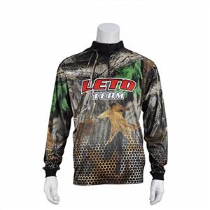 2018 Men Fishing Shirts Brand Long Sleeve Shimano Breathable Fishing Hiking Clothing Zipper