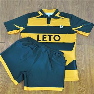 Sublimation Rugby Jersey Top
