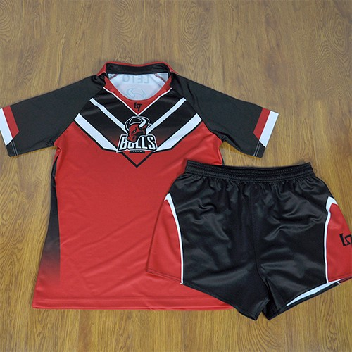Rugby Jersey Custom Sublimation