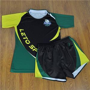 Sublimation Blank Design Rugby Uniform
