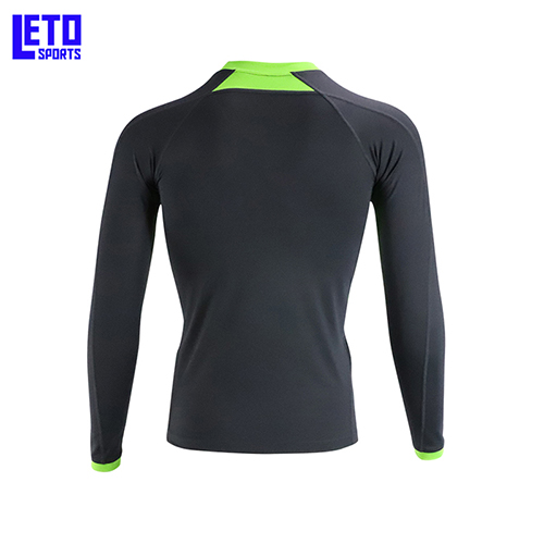 Rashguard Sun-Protective Sports Shirt Surf Top Man Diving Swim Suit (China) Manufacturers, Rashguard Sun-Protective Sports Shirt Surf Top Man Diving Swim Suit (China) Factory, Supply Rashguard Sun-Protective Sports Shirt Surf Top Man Diving Swim Suit (China)