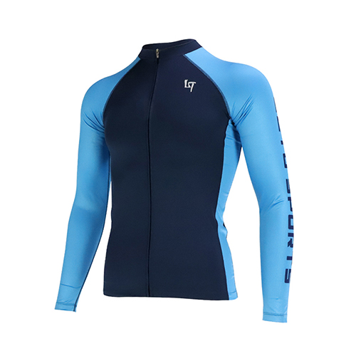 Men's Basic Skins UPF 50+ Long Sleeve Rash Guard Manufacturers, Men's Basic Skins UPF 50+ Long Sleeve Rash Guard Factory, Supply Men's Basic Skins UPF 50+ Long Sleeve Rash Guard