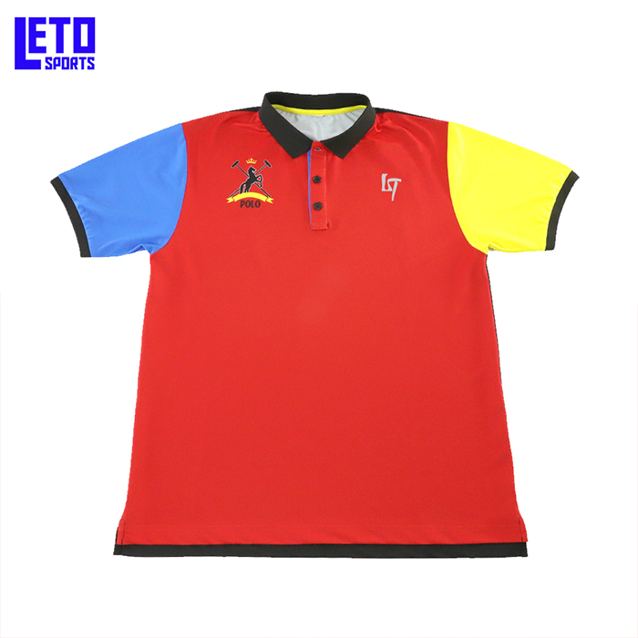 Wholesale China Polyester Cheap Uniform Polo Shirt