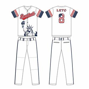 Customize baseball uniforms for your entire team