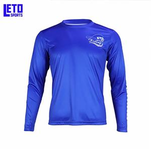 Performance Long Sleeve Quick Dry Fishing shirts