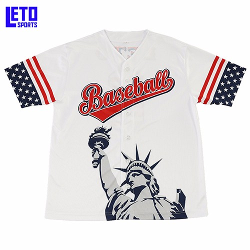 American Flag Blank Leather Dri Fit Wholesale Custom Cheap Baseball Jersey Manufacturers, American Flag Blank Leather Dri Fit Wholesale Custom Cheap Baseball Jersey Factory, Supply American Flag Blank Leather Dri Fit Wholesale Custom Cheap Baseball Jersey