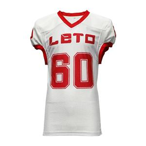 Custom New Model Red Wear Shirt American Football Jersey