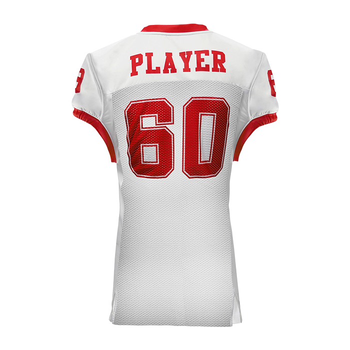 american football uniform jersey