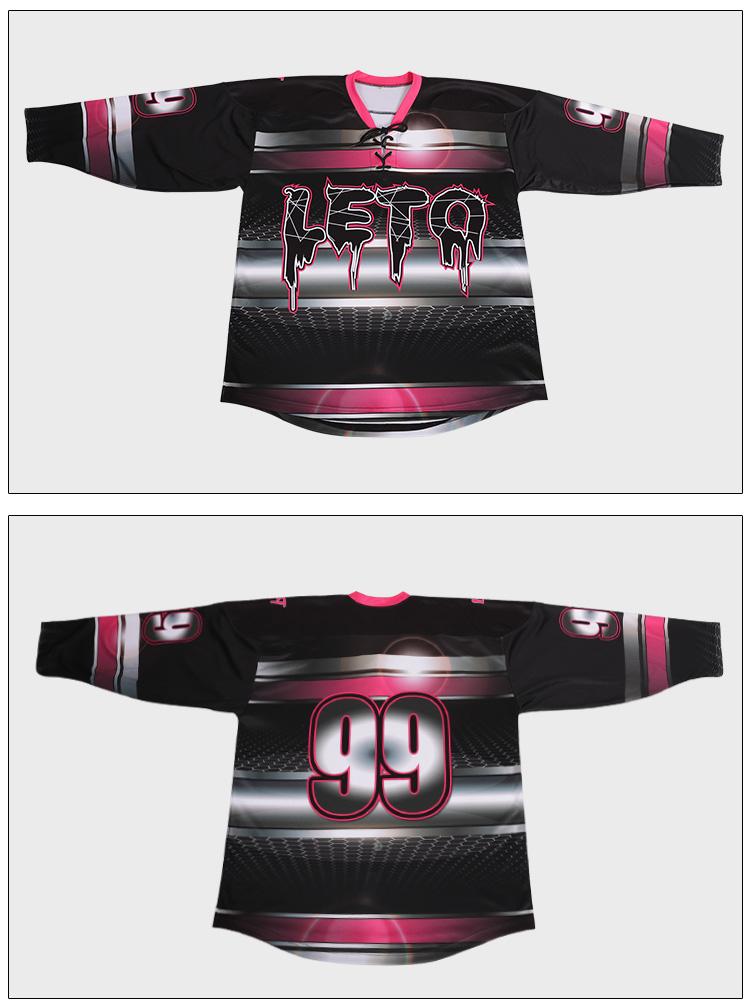 Custom Team Hockey Jerseys
