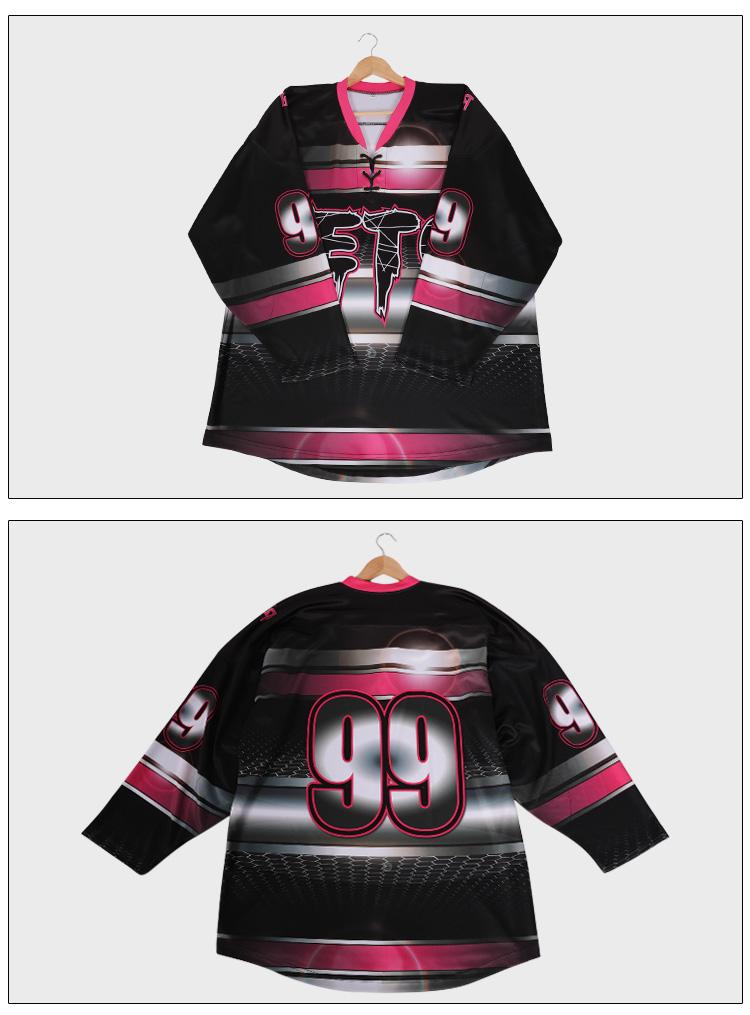 ice hockey jersey sewing pattern