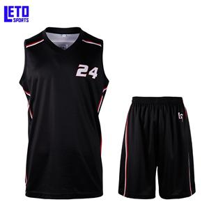 Design Jersey Custom Sublimated College Basketball Uniform