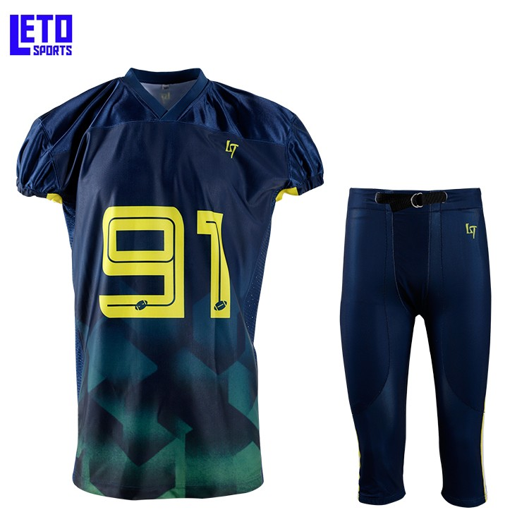 American Youth Football Uniform