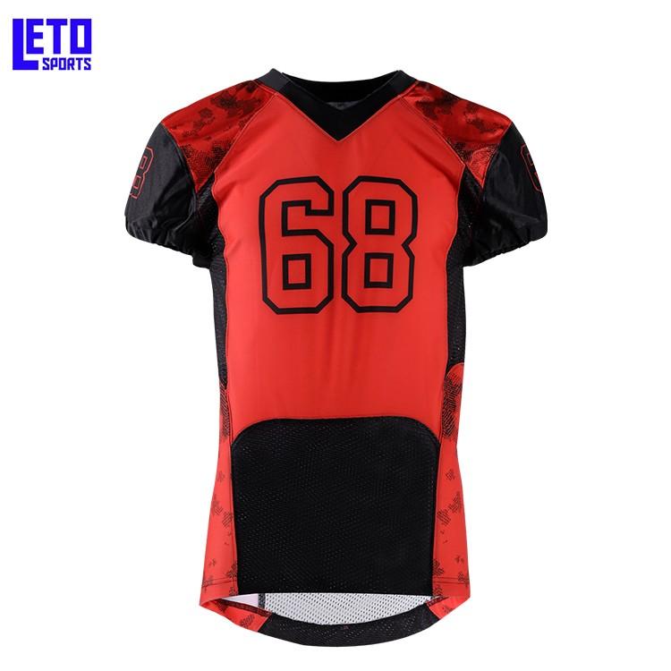 Cheap American Football Uniform