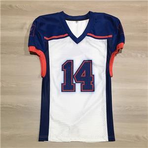Custom New Model Red Wear Shirt American Football Jersey