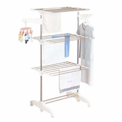 Movable Multi Tier Clothes Hanger