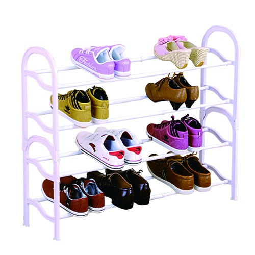 4 Tier Extendable Shoes Racks