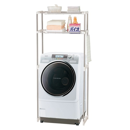 Stainless Steel Washing Machine Racks