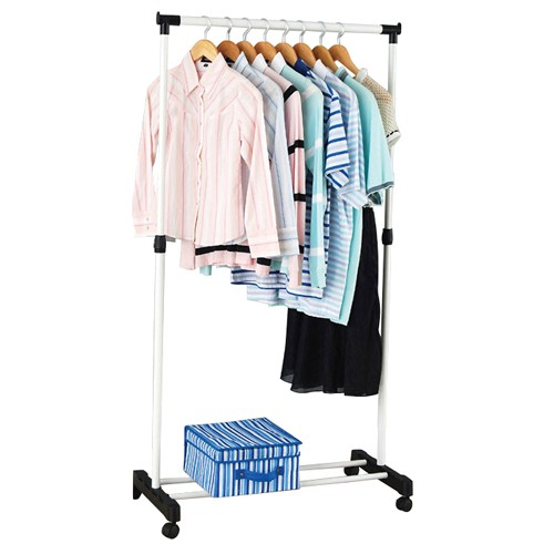 Powder Coating Single Pole Clothes Racks