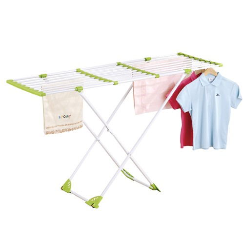 Extendable X-type Clothes Drying Racks