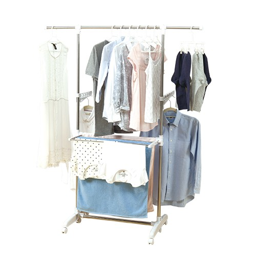 Space Saving Laundry Drying Racks