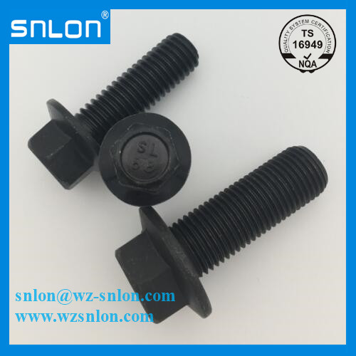 Hexagon Flange Bolt 8.8 Grade Din6921