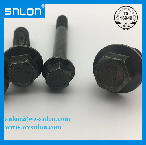 8.8 Grade Green Zinc Plated Hexagonal Flange Bolt Manufacturers, 8.8 Grade Green Zinc Plated Hexagonal Flange Bolt Factory, Supply 8.8 Grade Green Zinc Plated Hexagonal Flange Bolt