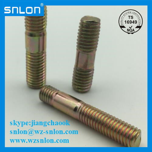 Stud Bolt Double End Manufacturers, Stud Bolt Double End Factory, Supply Stud Bolt Double End