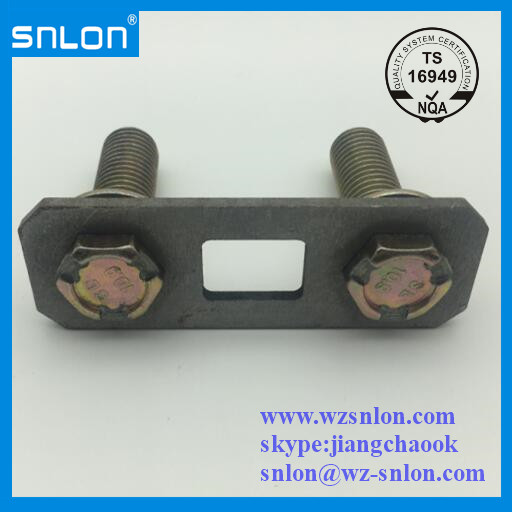 Special Flange Bolts For Truck Head
