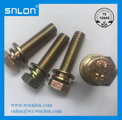 Combination Bolts Manufacturers, Combination Bolts Factory, Supply Combination Bolts