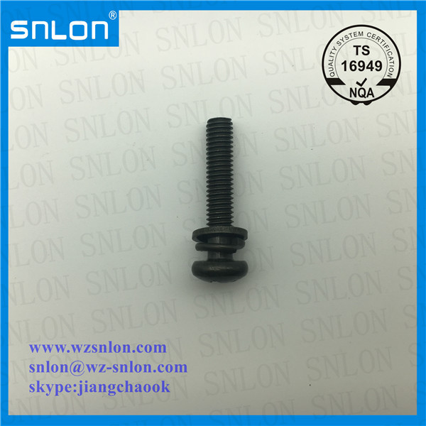 Pan Head Phillip Conbination Screw Green Zinc Plate Manufacturers, Pan Head Phillip Conbination Screw Green Zinc Plate Factory, Supply Pan Head Phillip Conbination Screw Green Zinc Plate