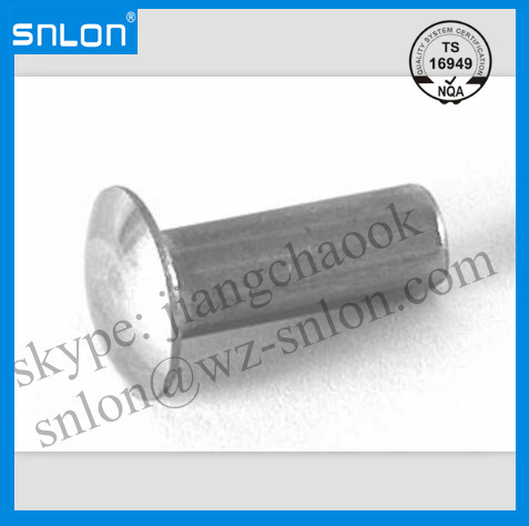 Pan Head Aluminum Solid Rivet Manufacturers, Pan Head Aluminum Solid Rivet Factory, Supply Pan Head Aluminum Solid Rivet