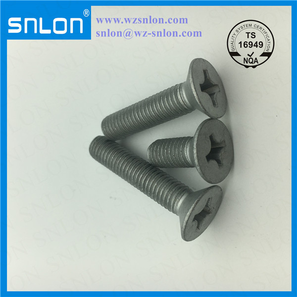Phillip Countersunk Head Screw Manufacturers, Phillip Countersunk Head Screw Factory, Supply Phillip Countersunk Head Screw
