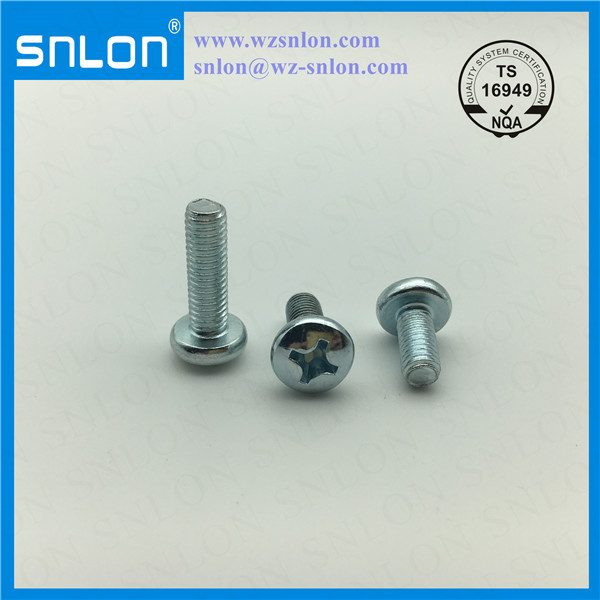 Phillip Pan Head Screw