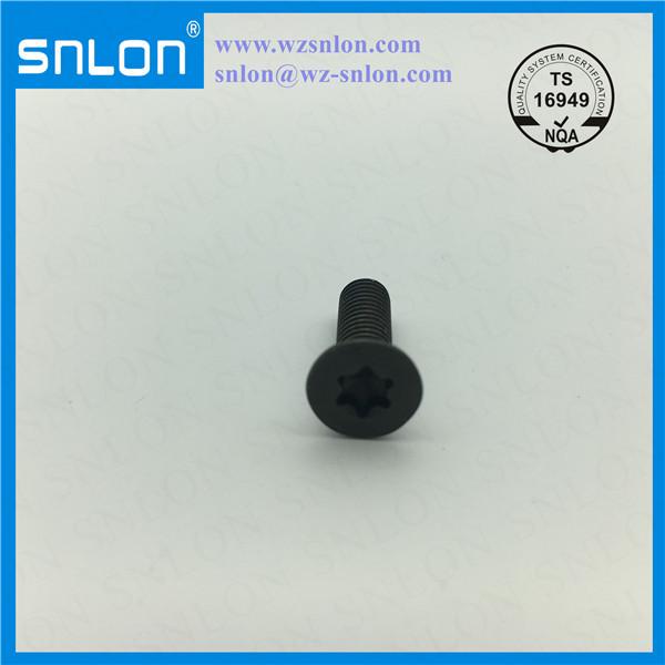 Plum Blossom Head Machine Screws
