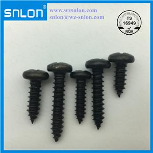 Phillip Round Head Self Tapping Screw