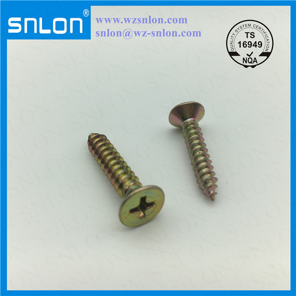 Phillip Csk Head Self Tapping Screw