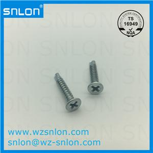Phillip Flat Head Self Drilling Tapping Screw
