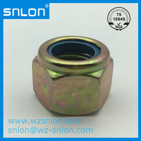 Nylon Lock Nut Din982