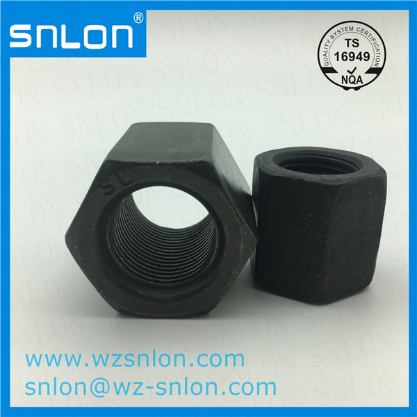 Hex Thick Nut Heavy Nut